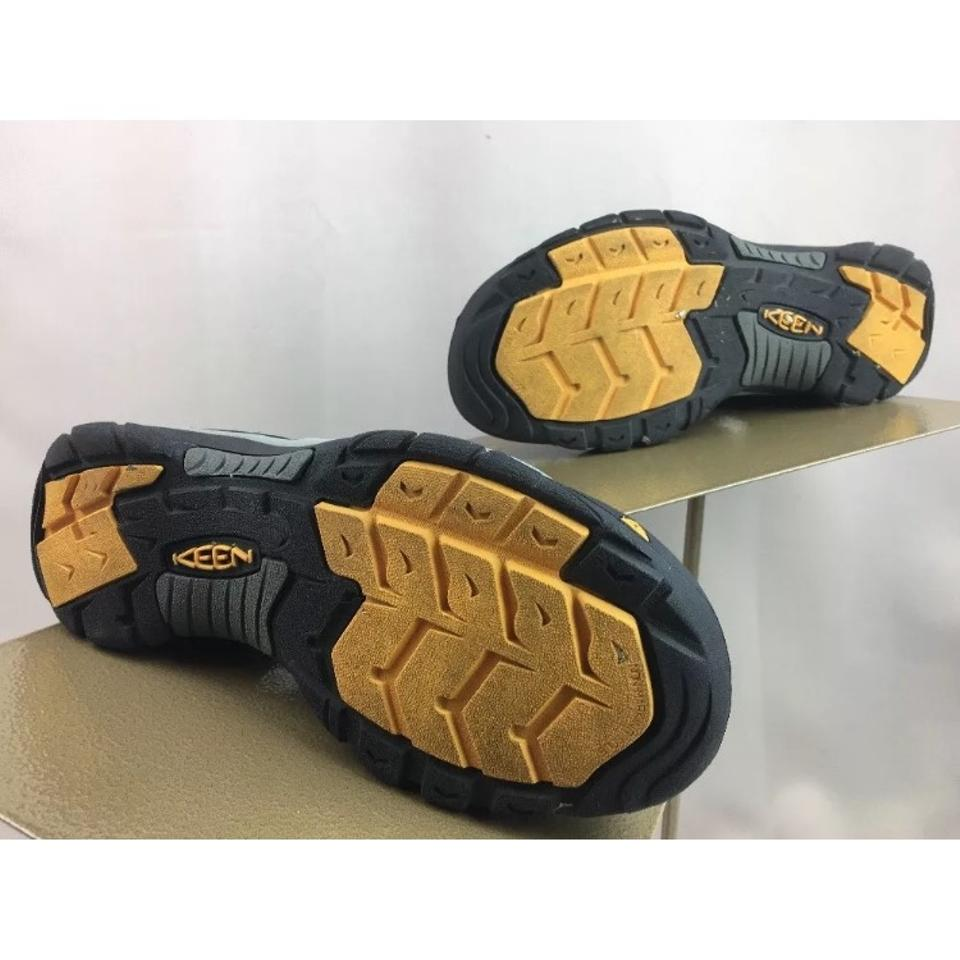63853e32a807 Keen Anti-odor Anatomic Footbed Men Waterproof Sport Black Sandals ...