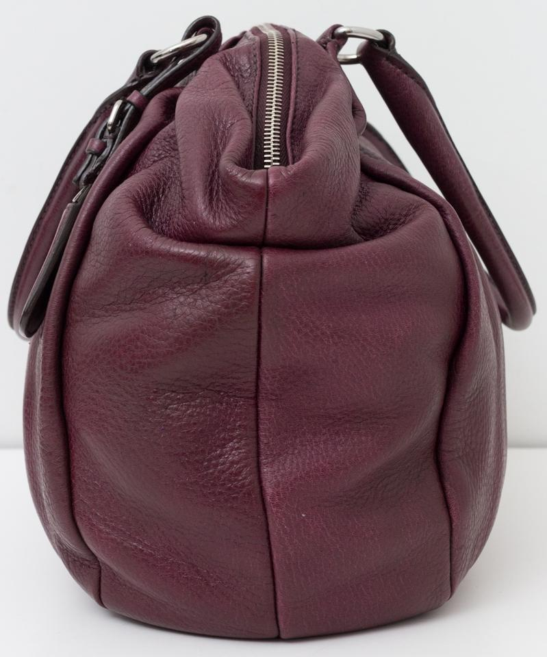 Antik Ribes In Pleated Cervo Shoulder Prada Handbag Leather Bag Deerskin CaqPSxw