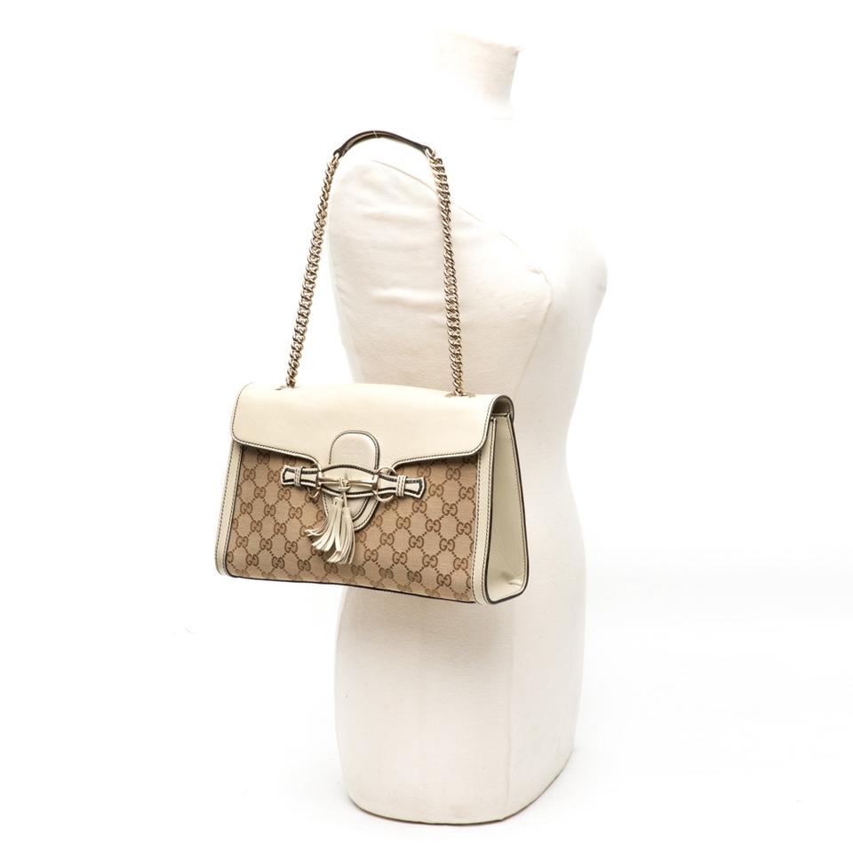 f7898c23540c Gucci Emily Supreme Shoulder Bag Image 11. 123456789101112