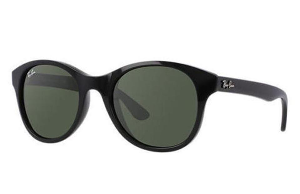 56dc91329e93a Ray-Ban New Ray Ban Unisex Round Sunglasses RB4203 601 Green Classic Lens  ...