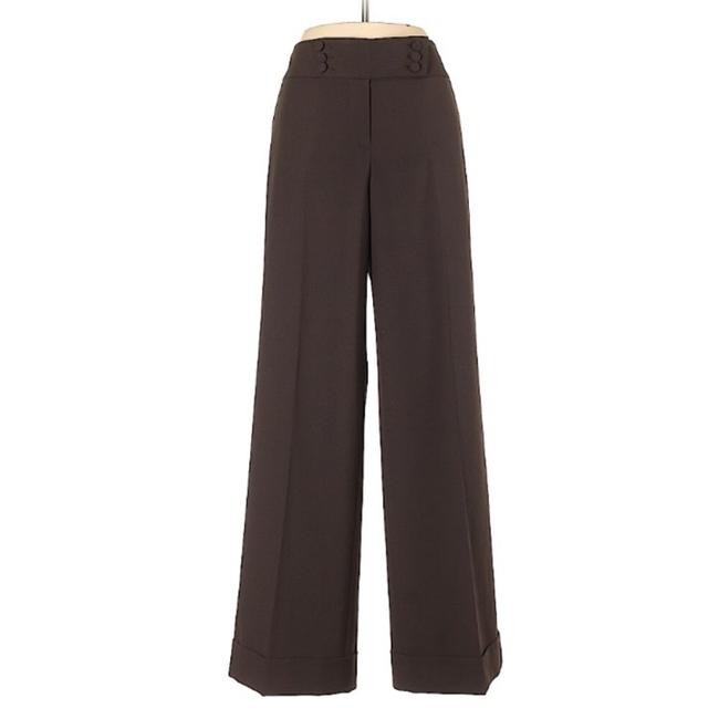 Item - Brown Margo Career Trousers Pants Size 6 (S, 28)