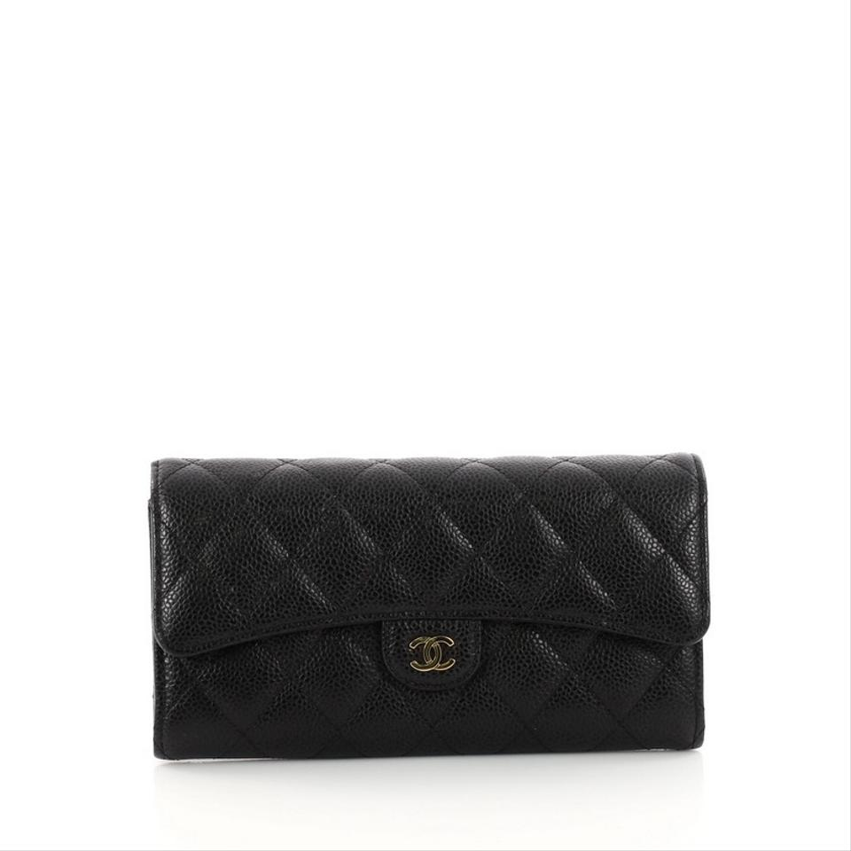 37b4867e250766 Chanel Classic Caviar Long Wallet | Stanford Center for Opportunity ...