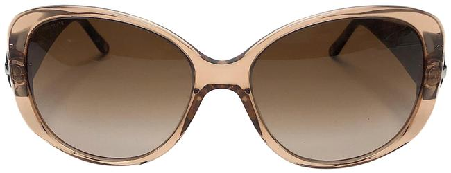 Item - Peach / Tortoise Shell / Brown Gradient Lens Free 3 Day Shipping Vintage Perfect Condition Mod 4221 772/13 Sunglasses