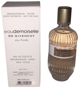 Givenchy EAUDEMOISELLE DE GIVENCHY Eau Florale 3.3oz/100ml EDT SPRAY WOMAN,TSTR