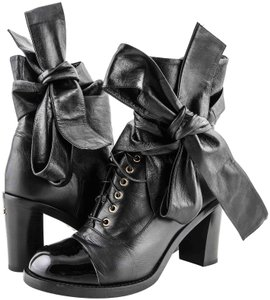 Chanel * Black Boots