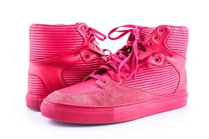 Balenciaga * Rouge Sneakers Shoes