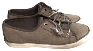 Sperry Gray Silver Athletic