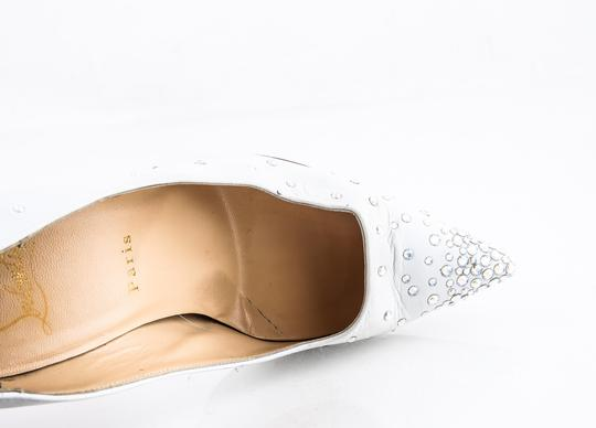 Christian Louboutin White Pumps Image 7