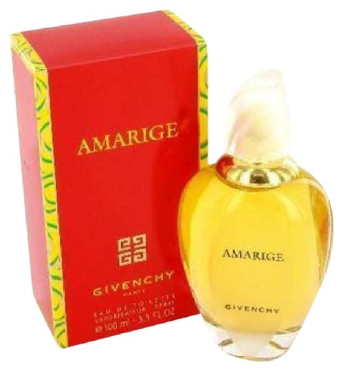 Givenchy Amarige by Givenchy for Women 3.3oz /3.4oz/100 ml EDT Spray New . Image 2