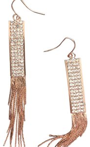 Other Rose gold Linear/Pave/Crystals/Chains