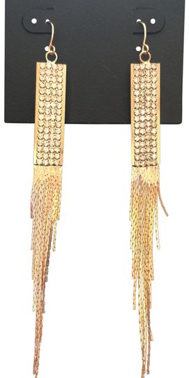 Other Rose gold Linear/Pave/Crystals/Chains Image 1