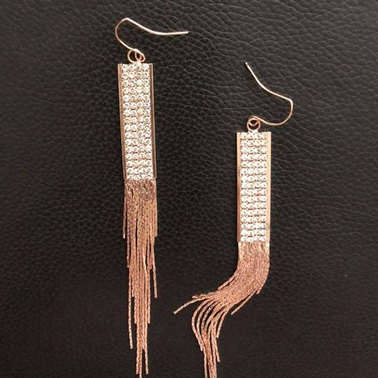 Other Rose gold Linear/Pave/Crystals/Chains Image 2