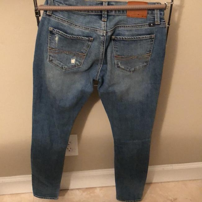 Lucky Brand Skinny Jeans-Distressed Image 2
