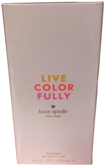 Kate Spade KATE SPADE LIVE COLOR FULLY BODY/LOTION 200 ML/6.8 OZ,NEW. Image 0