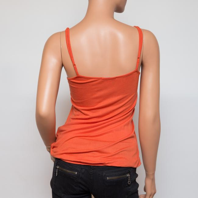 Calypso St. Barth Embroidered Top coral Image 3