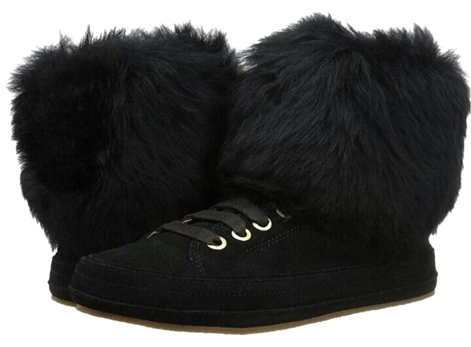 df5047eafba UGG Australia Black Antoine Fur Fashion Sneaker Boots/Booties Size US 6  Regular (M, B) 60% off retail