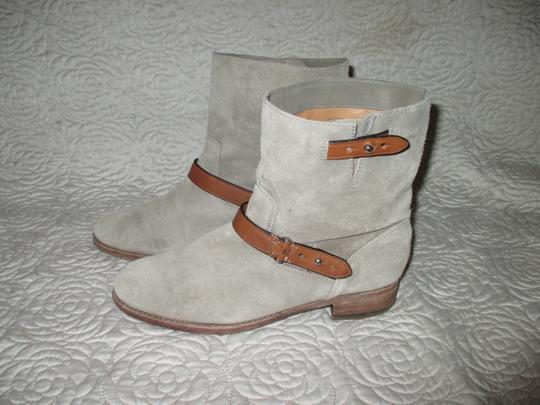 Coach Gray Boots Image 1