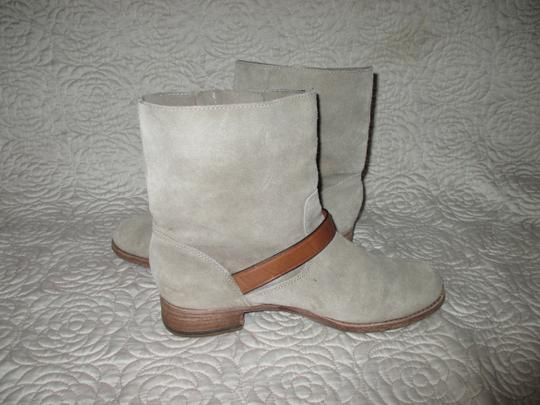 Coach Gray Boots Image 11