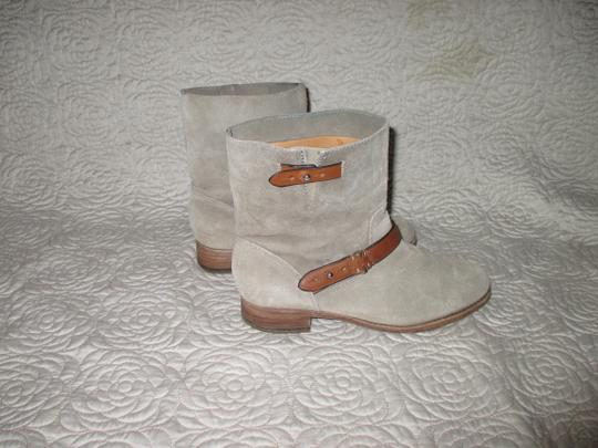 Coach Gray Boots Image 3
