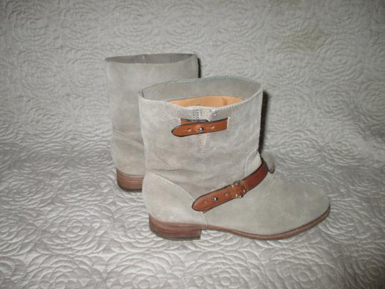 Coach Gray Boots Image 7