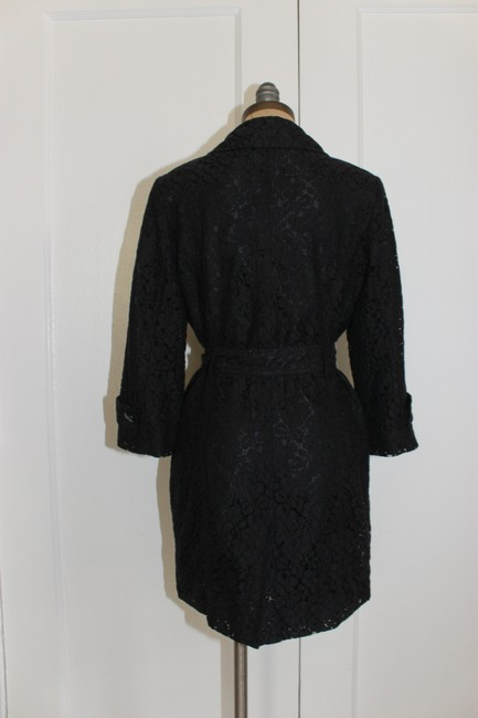 Other Janie Bryant Lace Trench Coat Image 4