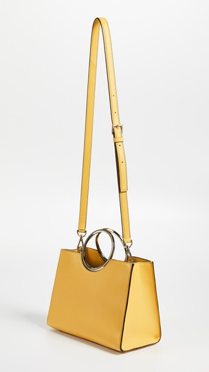 Kate Spade Ringed Handle Yellow Cross Body Bag Image 2