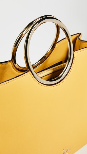 Kate Spade Ringed Handle Yellow Cross Body Bag Image 5