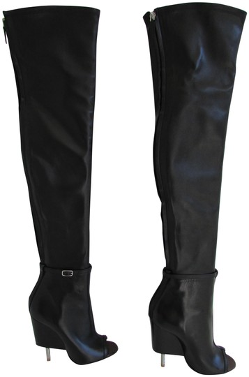 Preload https://img-static.tradesy.com/item/23813019/givenchy-black-leather-over-the-knee-narlia-bootsbooties-size-eu-36-approx-us-6-regular-m-b-0-1-540-540.jpg