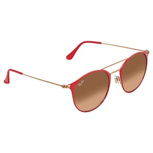 Ray-Ban Ray-Ban Brown-Pink Gradient 52mm Sunglasses RB3546 907271 52