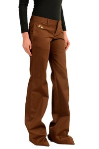 Dsquared2 Flare Pants Brown