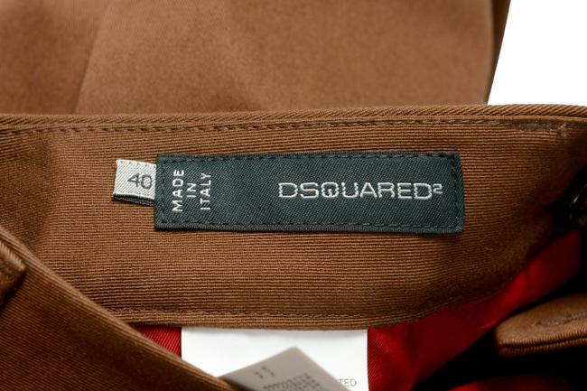 Dsquared2 Flare Pants Brown Image 2