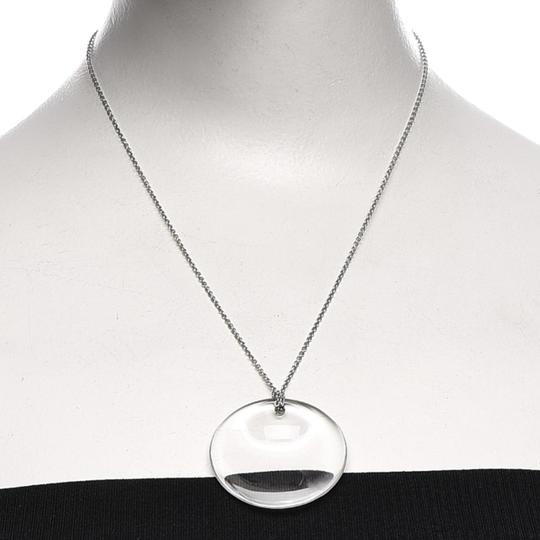 Preload https://img-static.tradesy.com/item/23813436/tiffany-and-co-retired-crystal-rock-peretti-disc-necklace-0-4-540-540.jpg