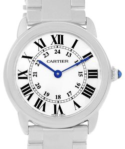 Cartier Cartier Ronde Solo Stainless Steel Quartz Ladies Watch W6701004