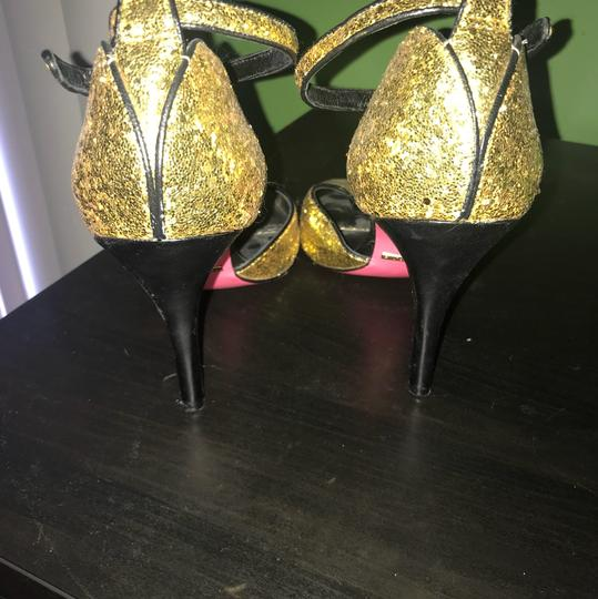 Betsey Johnson gold and black Formal Image 2