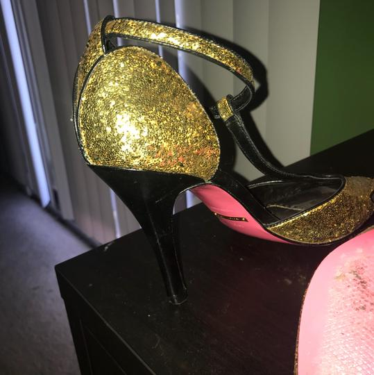Betsey Johnson gold and black Formal Image 5