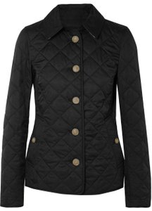 Burberry Shell Quiled black Jacket