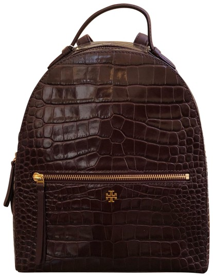 Preload https://img-static.tradesy.com/item/23814475/tory-burch-croc-embossed-mini-port-leather-backpack-0-1-540-540.jpg