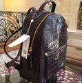 Tory Burch Croc Rare Backpack Image 8