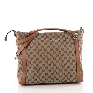 Gucci Miss Tote in brown