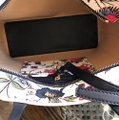 Tory Burch Small Zip Summer Tote in New Ivory Gabriela Floral Image 6
