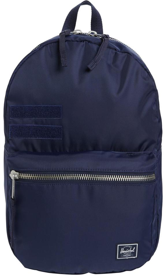 efb3c97f8d Herschel Supply Co. Lawson Surplus Collection Navy Nylon Backpack ...