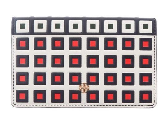 Preload https://img-static.tradesy.com/item/23814781/tory-burch-multicolor-leather-square-print-tile-fold-snap-wallet-0-0-540-540.jpg