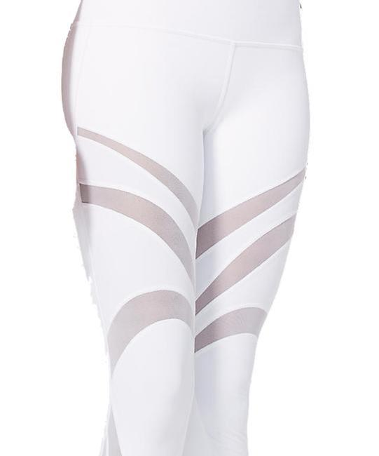 Lululemon NEW!!! WUNDER UNDER HR 7/8 TIGHT - MESH Image 2