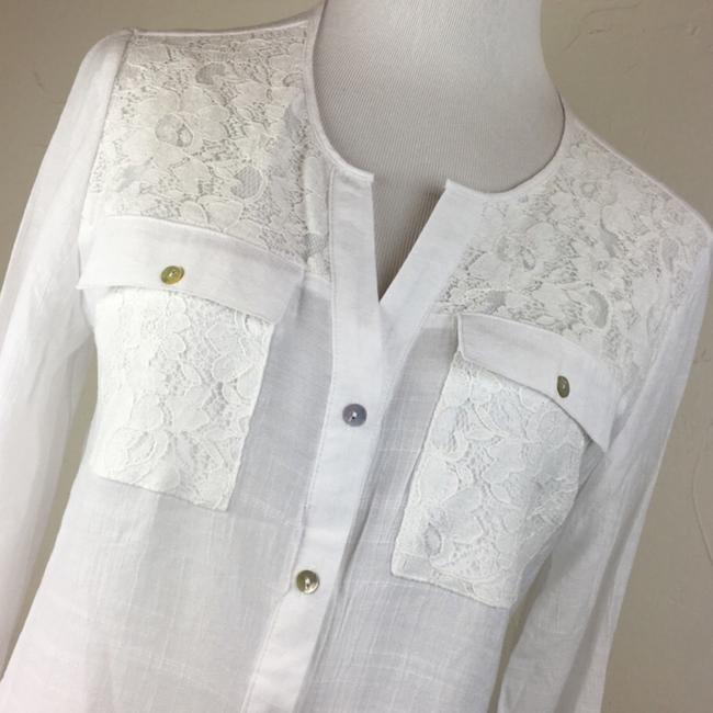 NY Collection Top white Image 5