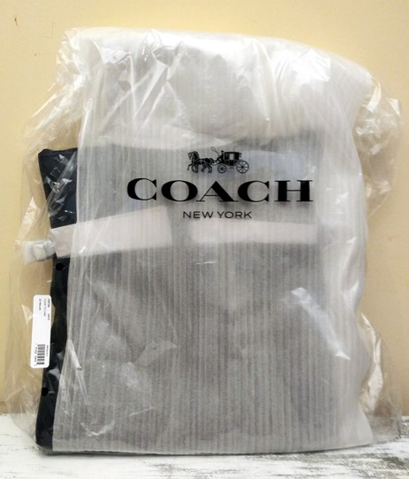 Coach Tote in Blue Image 2