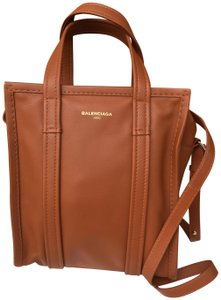 Balenciaga Shopper Tan (32910) Messenger Bag