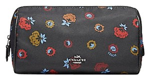 Coach COSMETIC CASE 22 WITH PRIMROSE FLORAL PRINT