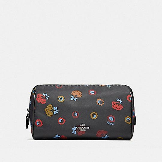 Coach COSMETIC CASE 22 WITH PRIMROSE FLORAL PRINT Image 1