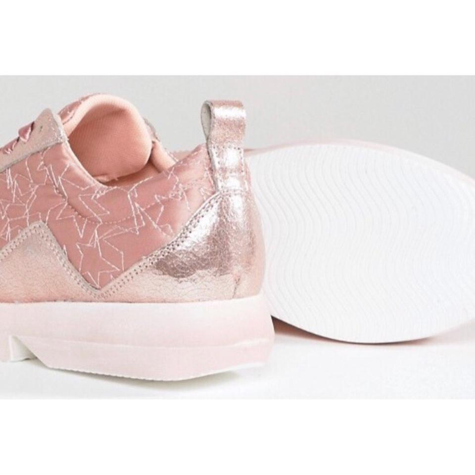 Sneakers Pink Sneakers Stardust Sateen Free People x8f1CwYqnF