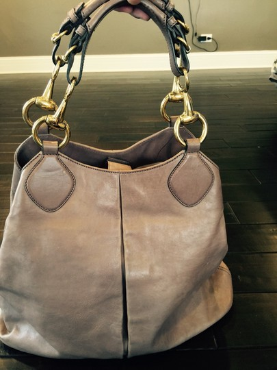 Gucci Tote in Dark Beige Image 4